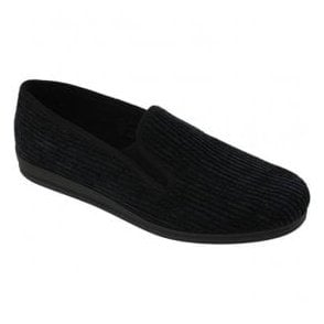 Mens Ocean Casual Twin Gusset Slippers 2606 56