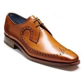 Mens Woody Cedar Calf 2 Eyelet Leather Formal Shoes
