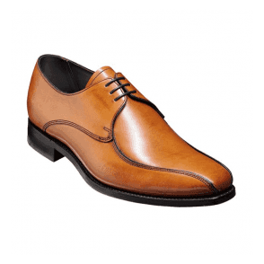 Mens Tilbrook Cedar Calf Oxford Tie Shoes