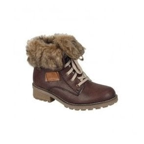Womens Eagle Brandy Waterproof Ankle Boots Z0420-24