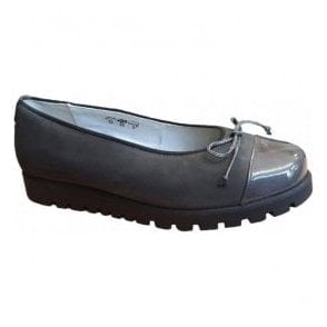 Womens Hegli Asphalt Slip On Loafers 549502 227 568