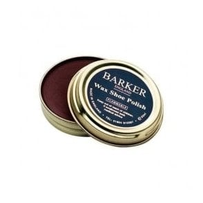 Premium Burgundy Wax Shoe Polish