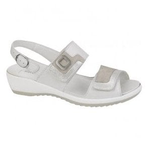 Womens Ginger Memphis Off-White Sandals 225006 300 965