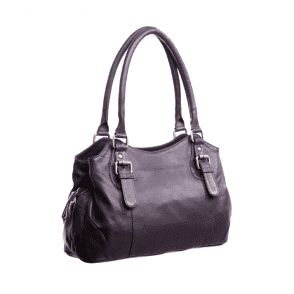 Womens Badbury Purple Shoulder Bag