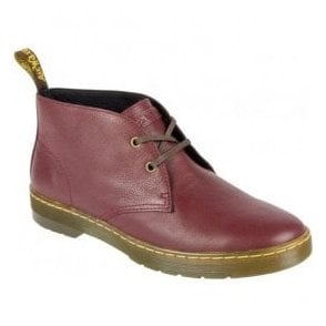 Mens Cabrillo Cherry Red Virginia Desert Boots 16743601