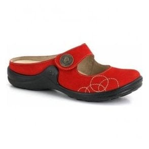 Womens Maddy 12 Opera Slip On Mules