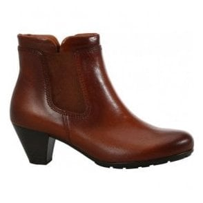 Womens Paige Brown Ankle Boots 55.642.22