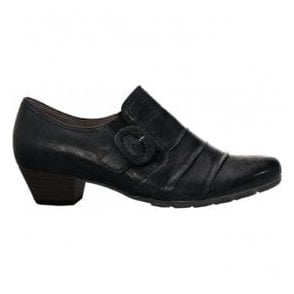 Womens Prose Black Heeled Trouser Shoes 55.400.27