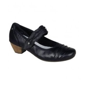 Cristallin Black Mary Jane Shoes 41733-01
