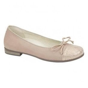 Womens Hamiki Diabol Nude Nubuck Slip On Shoes 328501 298 139