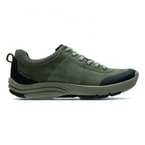 Womens Wave Andes Sage Nubuck Trainers