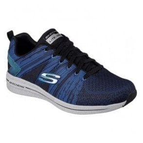 Mens Burst 2.0 In the Mix Black/Blue Trainer 52615