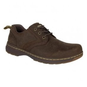Mens Gilmer Dark Brown Lace Up Shoes 22882201