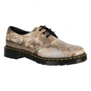 Womens 1461 Multi William Blake Shoes 22874102 Limited Edition