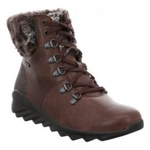Womens Vegas 08 Moro Waterproof Walking Boots 21008 98 330