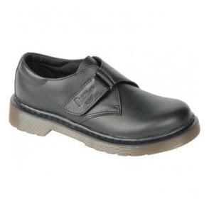 Jerry Y Black Leather Softy T Shoes 2200001