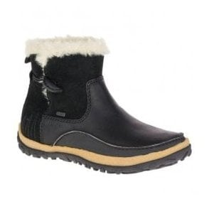 Womens Tremblant Pull On Polar Black Waterproof Boots J45728