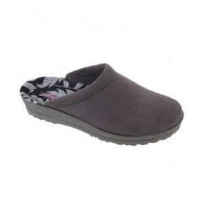 Womens Anthracite Mule Slipper 2291 82