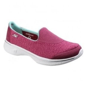 Womens Rose Go Walk 4 - Pursuit Walking Shoes SK14148