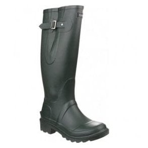 Unisex Ragley Green Waterproof Wellington Boots