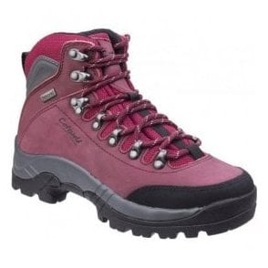 Mens Westonbirt Red Waterproof Hiking Boots