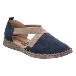 Womens Sofie 29 Ocean-Combi Strap Over Shoes 71829 912 531