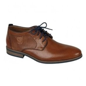 Ramon Brown Leather Lace Up Formal Shoes 11623-24