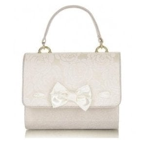 Womens San Marino Cream Handbag 50127