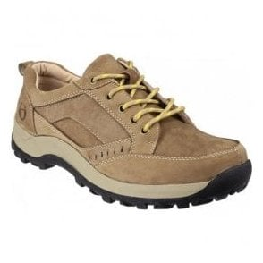 Mens Nailsworth Tan Lace Up Casual Shoes