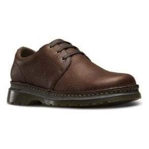 Mens Hazeldon Dark Brown Casual Lace Up Shoes 22935201