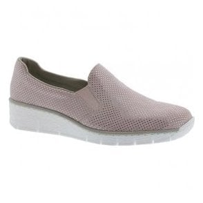 Womens Cristallin Rosa Slip On Casual Shoes 53766-32