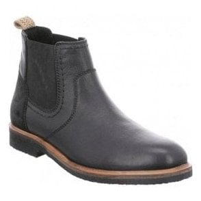 Mens Stanley 03 Black Chelsea Boots 28803 ML786 100