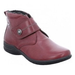 Womens Fabienne 55 Hibiscus Waterproof Velcro Ankle Boots 92494 M1905 450