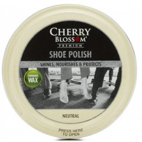 Neutral Premium Paste Shoe Polish