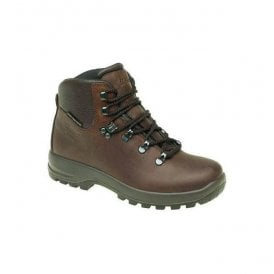 Womens Hurricane Brown Waterproof Walking/Hiking Boots