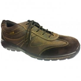 Mens Wootton Brown Lace Up Shoes