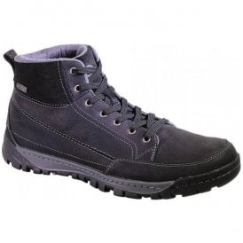 Mens Traveler Tour Waterproof Black Boots J42089