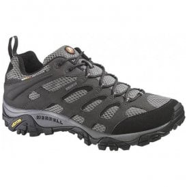 Mens Moab Beluga Gore-Tex Waterproof Walking Shoes J87577