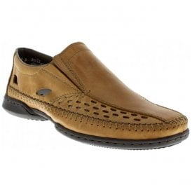 Deserto Camel Slip On Shoes 07966-23