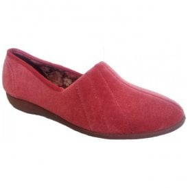Womens Audrey Rose Slip On Slippers