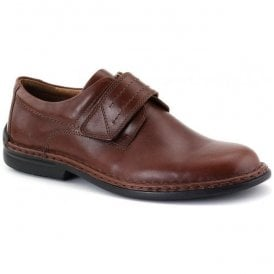 Mens Vigo 09 Brandy Velcro Shoes 27282 43300