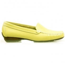 Womens Sanson Citron Casual Leather Loafer 2156660