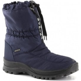 Womens Alaska 118 Ocean Waterproof Zip Boots