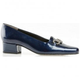 Womens Twilight Marine Navy Court Shoes