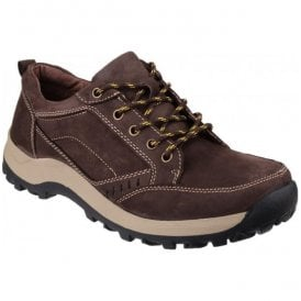 Mens Nailsworth Brown Lace Up Casual Shoes
