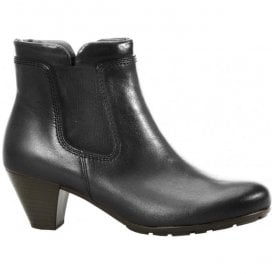 Womens Paige Black Ankle Boots 55.642.27