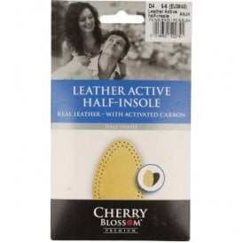 Leather Active Premium Half Insole