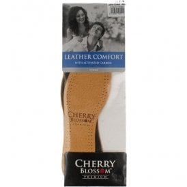 Leather Comfort Premium Insole