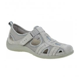 Womens Madison Light Khaki Casual Shoes 24006