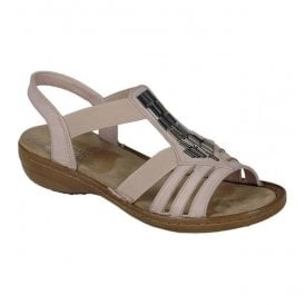 Eagle Casual Rose Slip On Sandals 60800-31